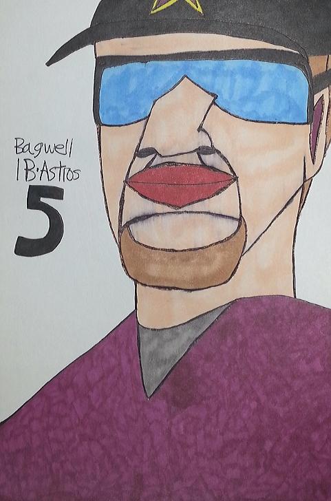Jeff Bagwell par armattock